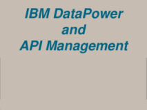 Groupe DataPower et API Management